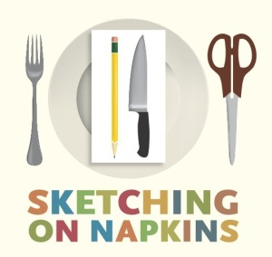 5 Sketching on Napkins